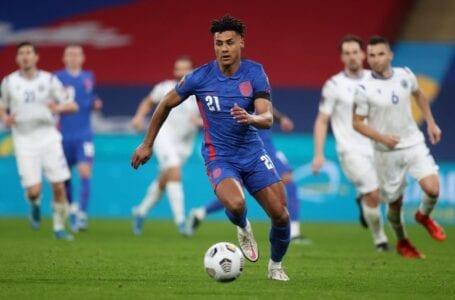 England mengalahkan San Marino 5-0