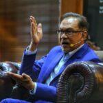 Datuk Seri Anwar Ibrahi