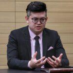Bandar Kuching MP Kelvin Yii Lee Wuen