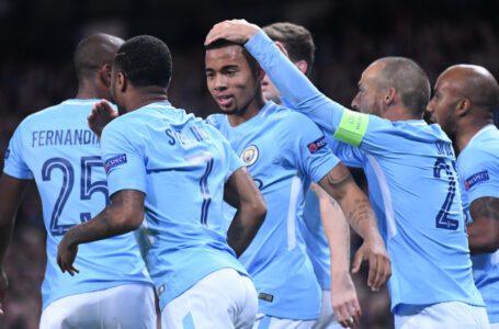 Mahrez membawa Man City ke final Liga Juara-Juara pertama