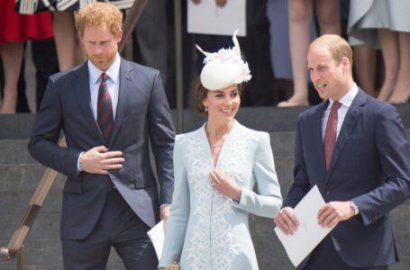 Putera William, Harry dalam penghormatan emosi kepada datuk Philip