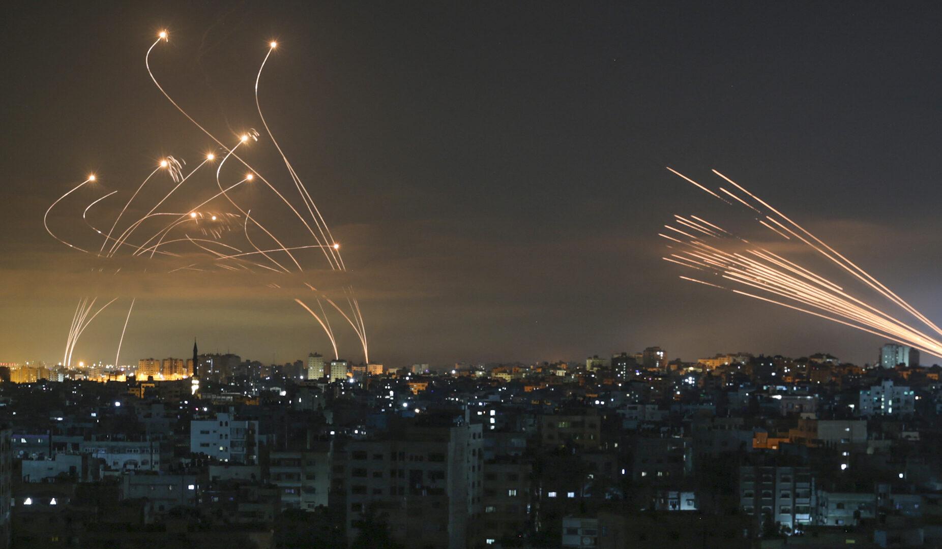 Kekecohan di Palestine dan Israel