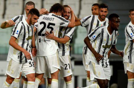 Chiesa menjaringkan gol untuk kemenangan Coppa Italia bagi Juventus