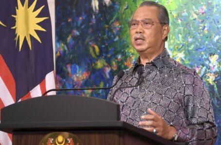 Kerajaan tetap komited untuk belia, kata PM Muhyiddin