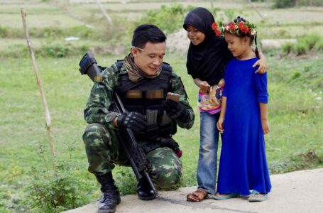 Pemberontak Melayu Muslim Thailand membawa isu teras dalam rundingan damai