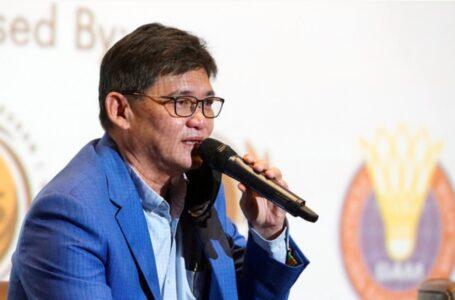 'Saya harap Malaysia dapat memiliki suara yang lebih besar dalam BWF'  – Kenny Goh