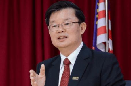 Pulau Pinang meminta Agong membenarkan persidangan dewan undangan negeri diadakan