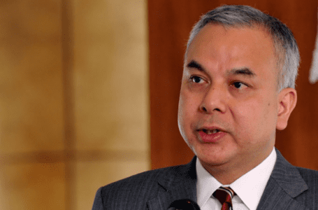 MB Perak untuk meminta perkenan Sultan Nazrin untuk mengadakan persidangan DUN