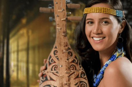 Alena Murang memenangi dua anugerah UK video muzik meraikan budaya orang Sarawak