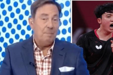 Pengulas Yunani di Olimpik dipecat kerana komen rasis