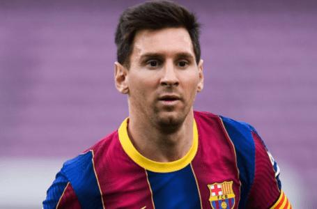 Messi mengakhiri musim kemarau piala Argentina