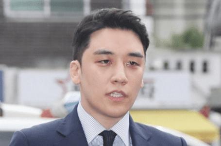 Bintang K-pop Seungri dipenjara selama tiga tahun kerana mengatur pelacuran