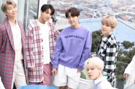 BTS dimasukkan ke dalam Hall of Fame 2022 Guinness World Records