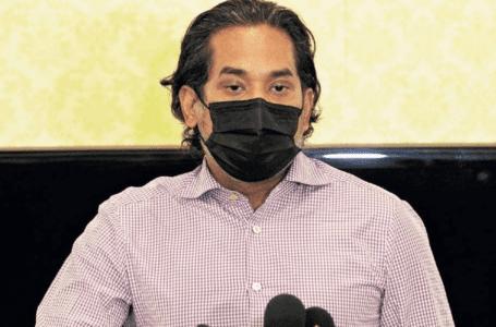 Khairy mengatakan varian Delta telah mempengaruhi kekebalan kawanan Covid-19