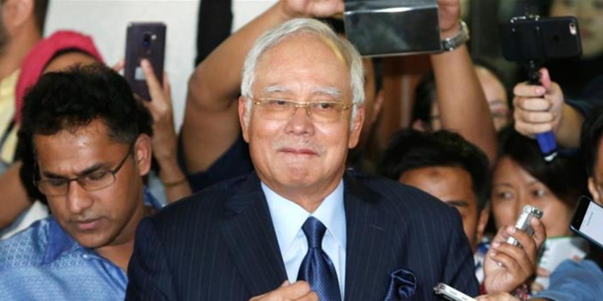 Ketua CCID Bukit Aman mengesahkan siasatan laporan Najib terhadap LHDN