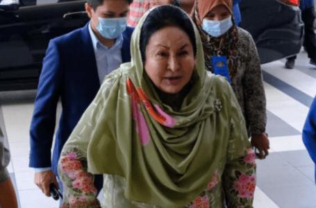 Rosmah kehilangan tawaran membatalkan perbicaraan projek solar serta menarik balik Sri Ram sebagai pendakwa