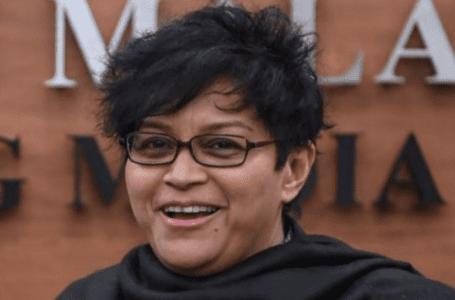 Azalina memimpin sebagai Speaker sementara Dewan Rakyat