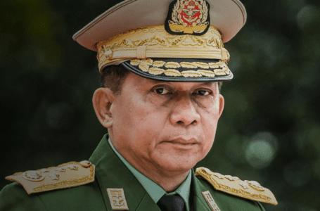 Junta Myanmar menyalahkan pemadaman internet terhadap pejuang anti-kudeta