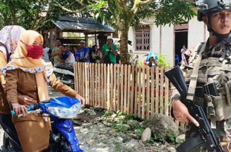 Ketua militan Indonesia terbunuh dalam tembakan