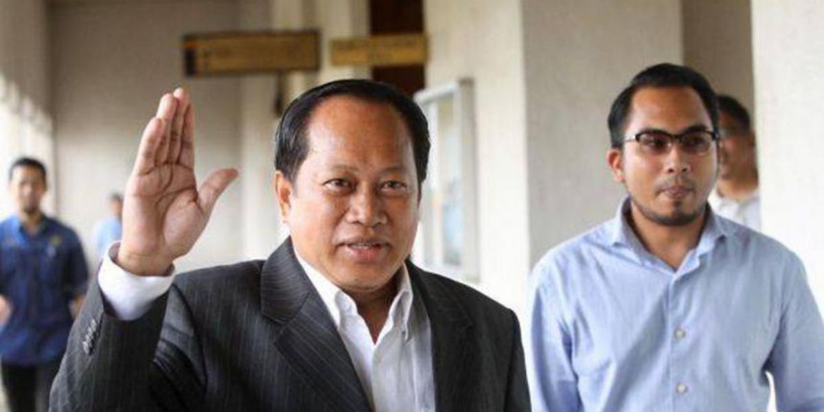 Mahkamah Tinggi membebaskan Ahmad Maslan daripada tuduhan wang haram sebanyak RM2 juta