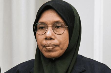 Timbalan menteri wanita dikritik keras kerana ingin menjawab soalan dasar di kantin