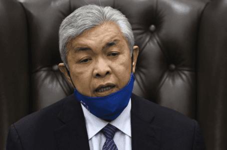 Zahid: Wakil Umno yang menarik sokongan untuk CM Melaka akan dipecat